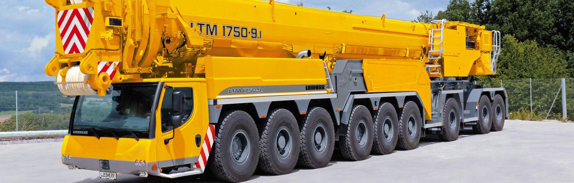Used Crane Spare Parts : Cranes international used trucks heavy equipment trading